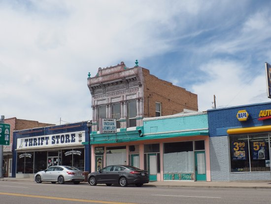 Panguitch, UT: Maun street