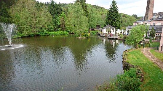 Eisenschmitt, Alemania: Einer der Teiche