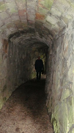 Biddulph, UK: One of the tunnels
