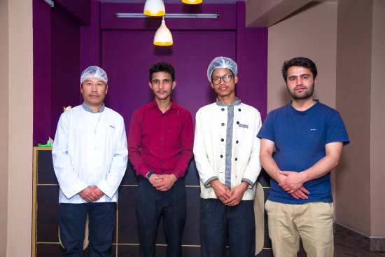 Bagmati Zone, Nepal: Hotel Employees