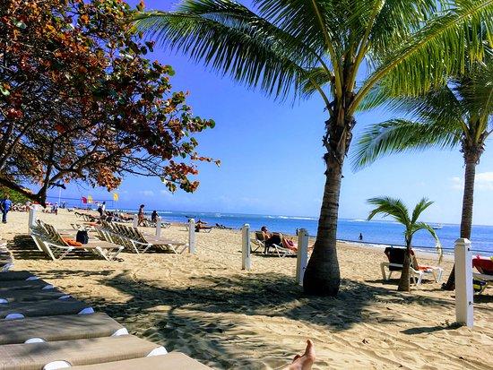 Sunscape Puerto Plata Dominican Republic Sun Club Beach Area