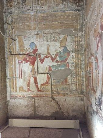 أبيدوس, مصر: Templo de abydos