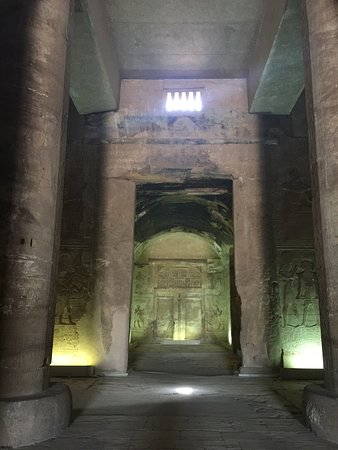 Abydos, Αίγυπτος: Templo
