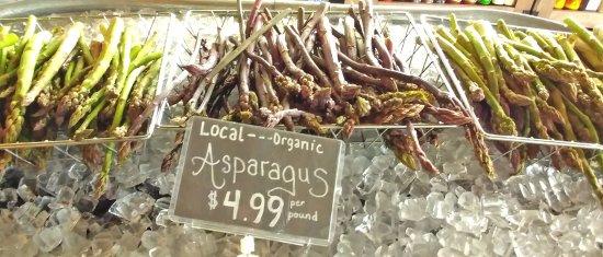 Montrose, CO: Fresh local asparagus