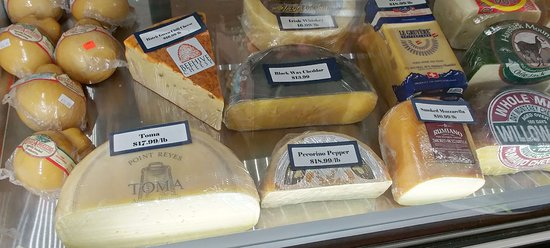 Montrose, CO: Cheeses