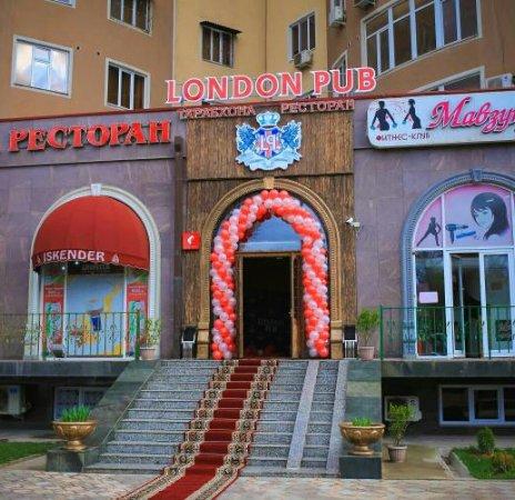 Tajikistan Restaurant London