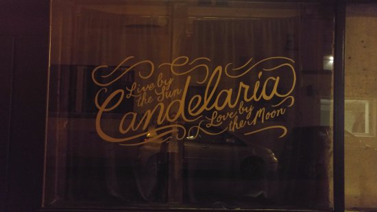 Photo of Mexican Restaurant Candelaria at 52 Rue De Saintonge, Paris 75003, France
