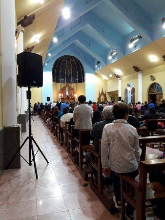 Aimogasta, Argentina: Iglesia