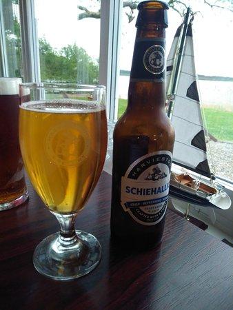 Port of Menteith, UK: Une bière locale