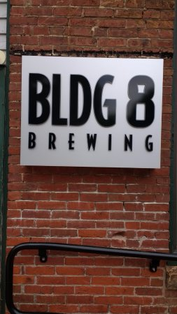 Northampton, MA: The BLDG 8 Sign!
