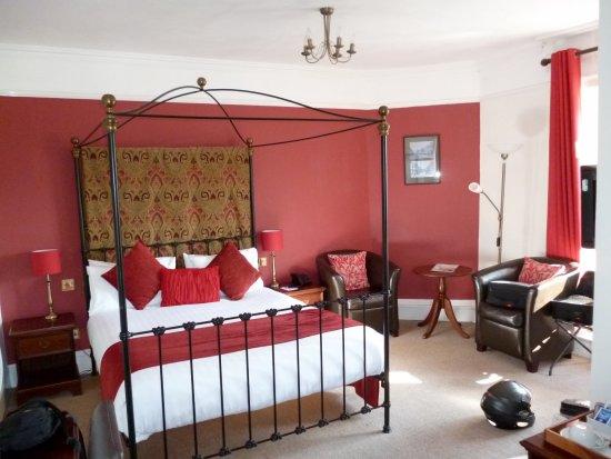 Tavistock, UK: Chambre