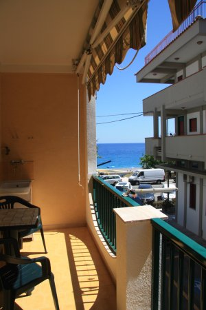 Casa Famiani: Strand ist um die Ecke