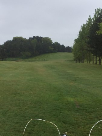 Kinross, UK: Good condition course