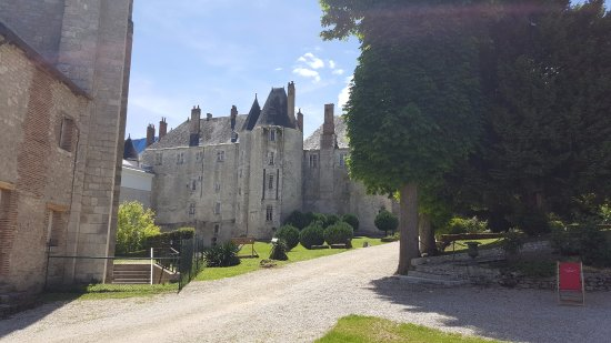 il castello picture of chateau de meung sur loire meung sur loire tripadvisor. Black Bedroom Furniture Sets. Home Design Ideas