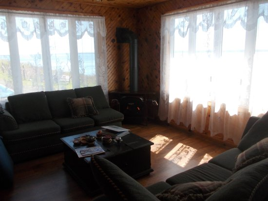 Digby, Canada: Inside Felicity Cottage.