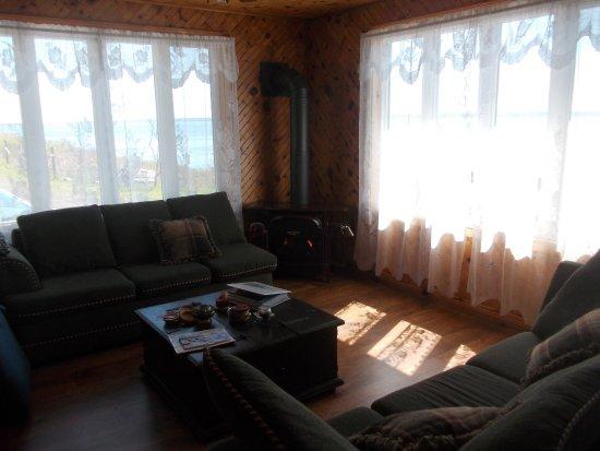 Digby, Kanada: Inside Felicity Cottage.
