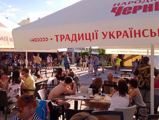 Mykolayiv, Ukraina: Балдино: сальса-вечеринка