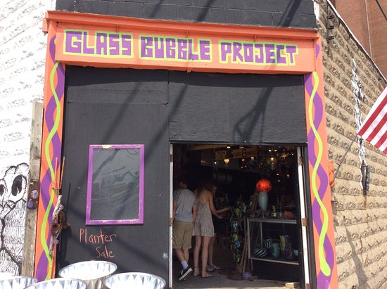 Glass Bubble Project