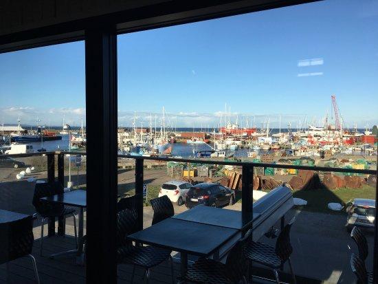 Gilleleje, Denmark: Summer at Café Vaabengaard