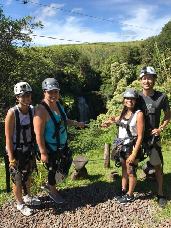Skyline Eco Adventures - Akaka Falls Picture