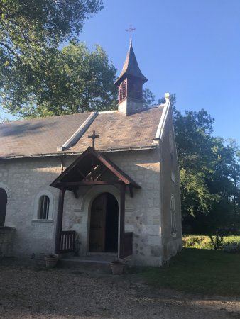 Vivy, Francia: Nuit pdj compris au Château de Naze, reposant et enchanteresque