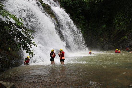 Quepos, Costa Rica: Cascada