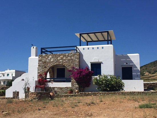 Kykladene, Hellas: Antiparos
