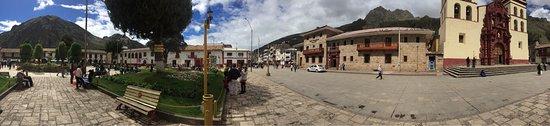 Huancavelica, Peru: Vista exterior