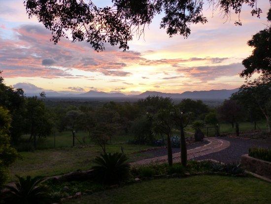 Thabazimbi, Sør-Afrika: Sunrise