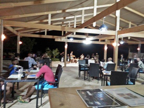 Le Bon Coin Picture Of Le Bon Coin Beach Restaurant Bar