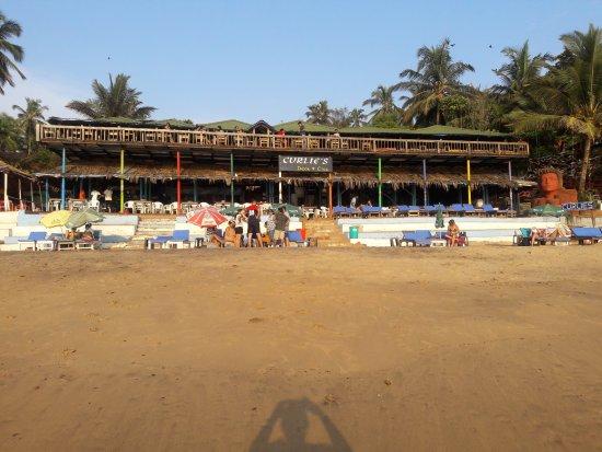 Анджуна, Индия: OutSide of the Shack