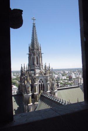 Catedral de la Plata: Vista desde la torre