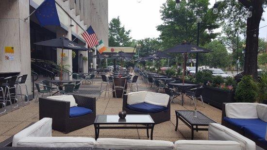 James hoban 39 s american restaurant 1 dupont circle in for American cuisine restaurants in dc