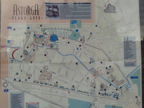 Oficina de Turismo Municipal de Astorga