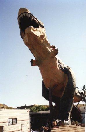 World's Largest Dinosaur: It's huge!