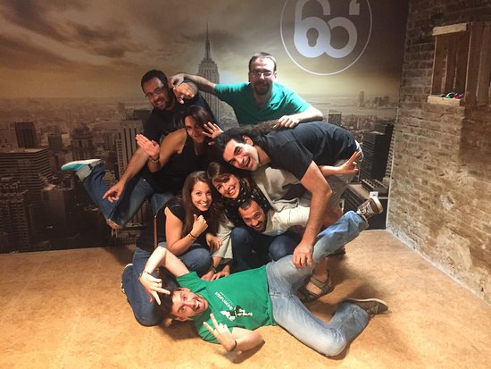 60' Escape Room Barcelona