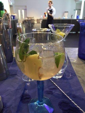 Whitchurch, UK: Cocktali making masterclass