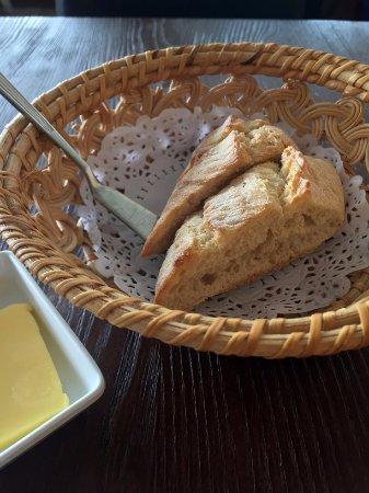 Boulangerie Bistronomique: House bread