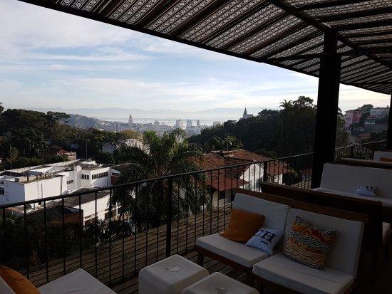 Hotel Santa Teresa Rio MGallery by Sofitel: Varanda Pool