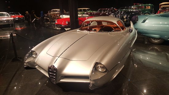 Danville, Californie : Vintage cars in the automotive museum