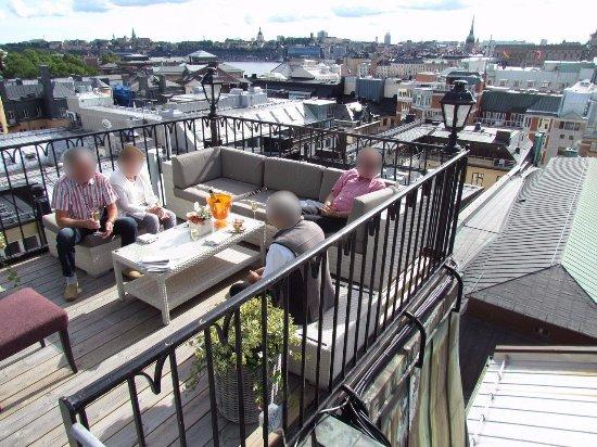 Radisson Blu Strand Hotel, Stockholm: Tower Suite #1001