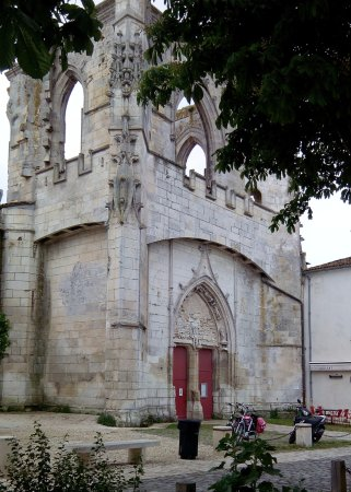 Eglise Saint-Martin de Saint-Martin-de-Re