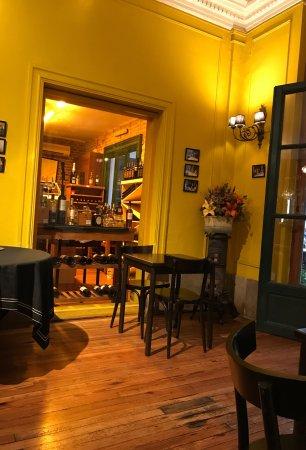 Capital Federal District, Argentina: Club del Progreso Restaurante