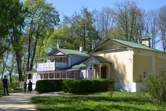 Museum-Reserve I. S. Turgenev Spasskoye-Lutovinovo: Усадьба И.Тургенева