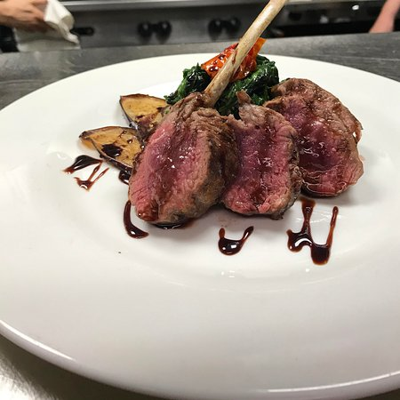 Berkeley Heights, Nueva Jersey: Chefs Lamb Grilled to perfection