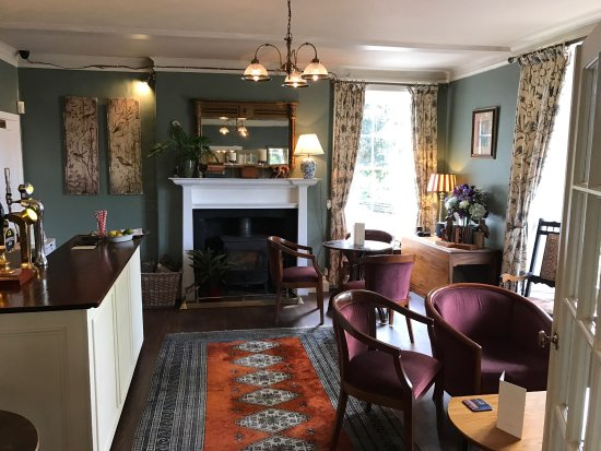 Taunton, UK: Farthings Country House Hotel and Restaurant