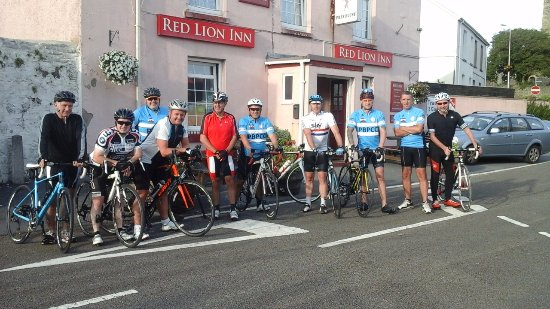 Pembrey and Burry Port Cycle club