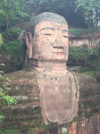 Leshan, China: Buddha