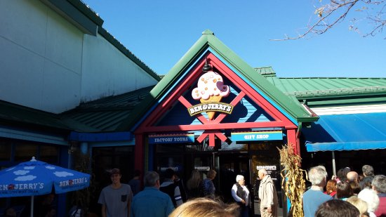 Waterbury, Вермонт: Fun visit