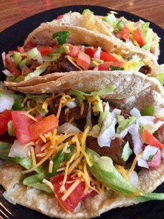 Oconomowoc, WI: Braised brisket tacos!